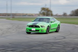 2013 Boss Mustang Autotrack Racing