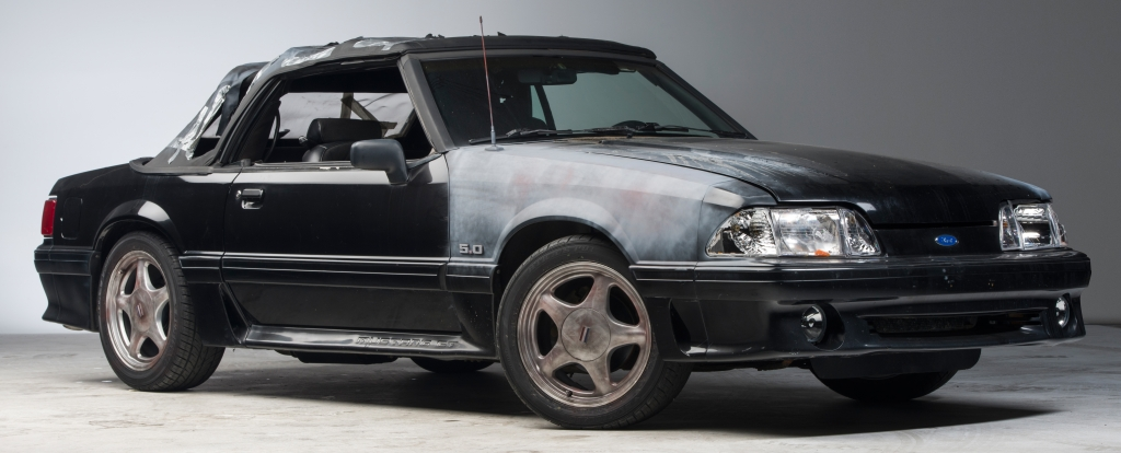 Fox Body Restoration Build - Stage 1 by AmericanMuscle