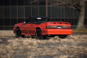 Drop Top 1993 Cobra Mustang
