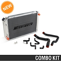 Foxbody Mustang Radiator & Cooling Restoration Kit