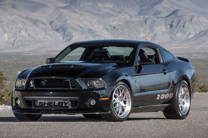 2013 Shelby GT100 S/C Mustang - Race Ready