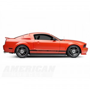 Machined Finish 2013 Boss 302 Laguna Seca Rims