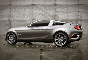 2015 Ford mustang Hatchback
