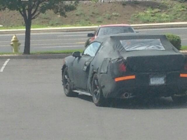 2015 Mustang 4 Cylinder S550 Driving Around Arizona
