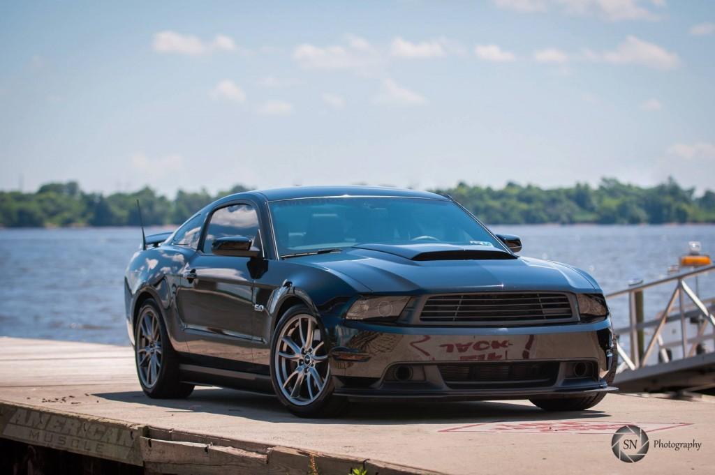 Dan's Stage 2 2011 Mustang GT Premium