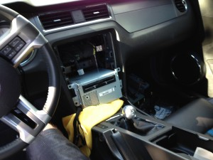 2011 GT Raxiom GPS Installation