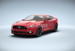 2015 Mustang Front End Leak - Car & Driver