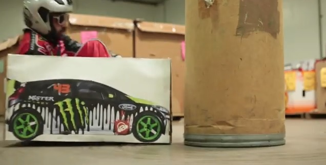 Ken Box Drifting