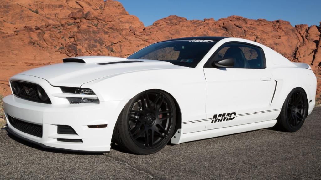 Project MMD Mustang GT at SEMA