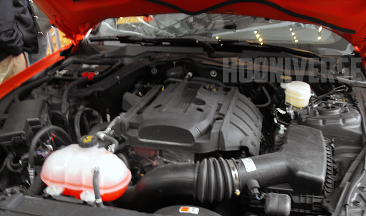 2015 Mustang 4 Cylinder 2.3L Engine Photo 3