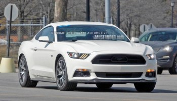 the 20145 anniversary edition ford mustang - Ford Mustang Gt 2015 White