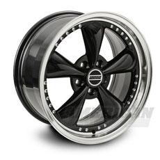 Black Bullitt Motorsport Wheels