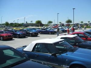 2009 Cruise - Mustangs Across America