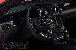 2015 Mustang GT Interior Review