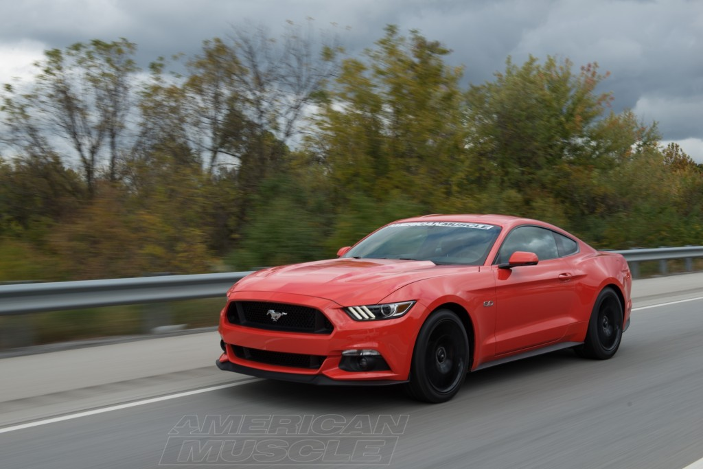 Rolling 2015 Competition Orange GT
