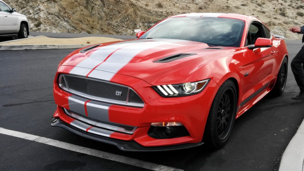 2015 Shelby Mustang