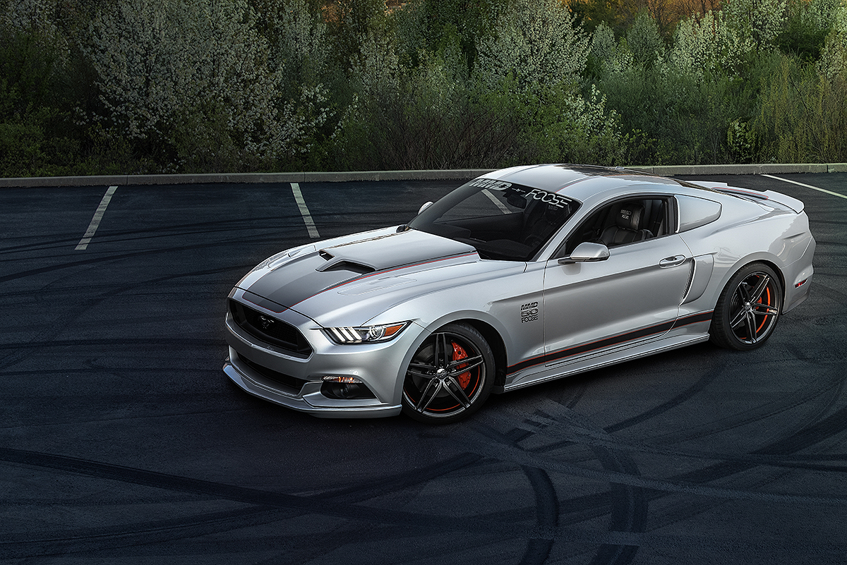 Year one mustang giveaway