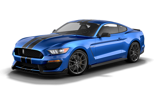 3D Printer Version - Shelby GT350R Mustang