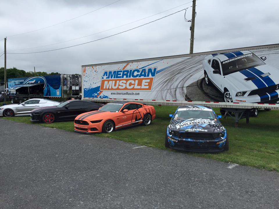 Visit AmericanMuscle at the Carlisle Ford Nationals ...