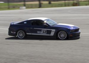 2012 Boss 302 Autocross