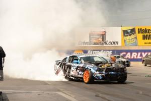 Chris Allen US Drift Turbo Mustang