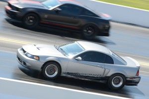 Bama Performance GT500 and Terminator Drag Race