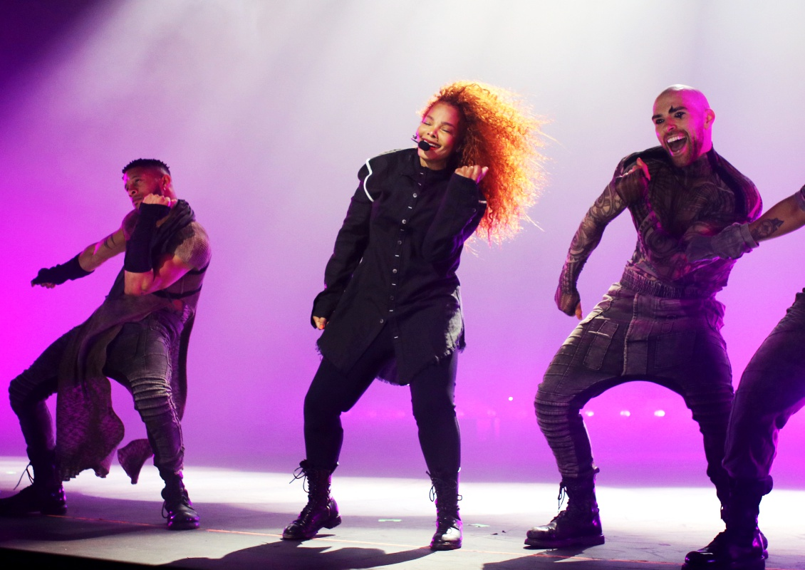 Janet Jackson and 50 Cent to perform at Saudi Arabia concert, after Nicki Minaj pulled out