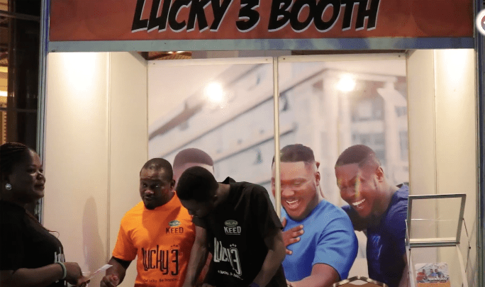GHs 500,000 weekly jackpot! Lucky 3 lottery launched in Ghana