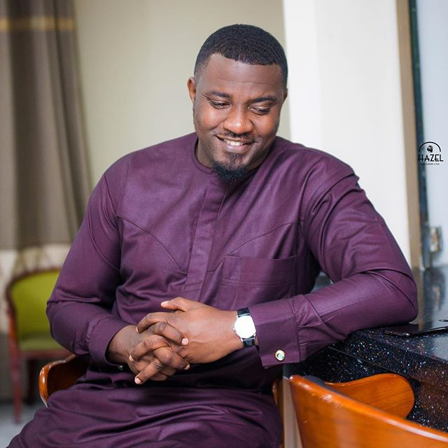 "There's no in case I lose""- John Dumelo very optimistic about winning  Ayawaso West parliamentary seat 