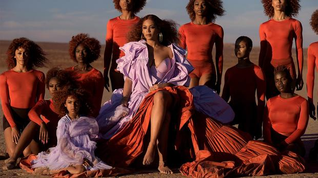 Beyonce's 'The Lion King: The Gift' … the biggest global spotlight on African music yet!