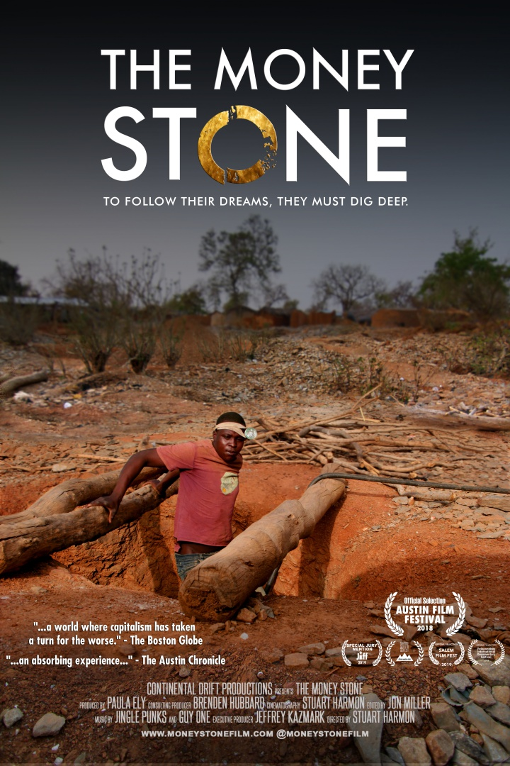 'The Money Stone', a documentary about child labour in galamsey to make its Africa premiere at Black Star international Film Festival, Accra