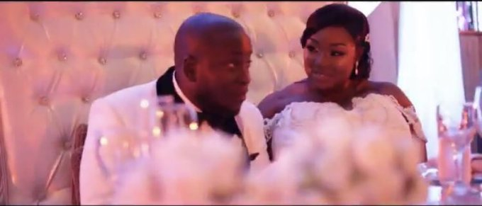 Watch: First official video from Jayso's wedding