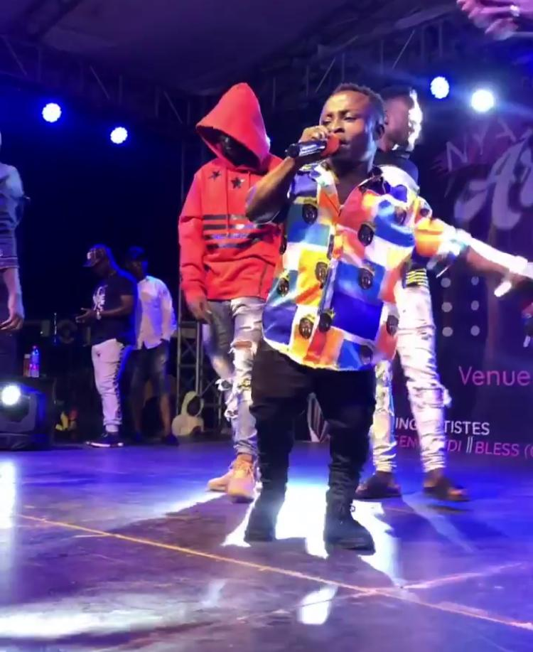 Watch: Meet the shortest rapper in Ghana with 2 songs in his 10yr career