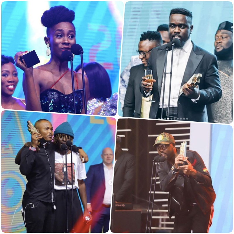 Ayat's 'Guda' Wins Overall Best Video at 4Syte TV Music Video Awards 2019