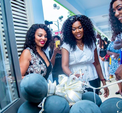 WATCH: Indique Virgin Hair Extension arrive in Ghana