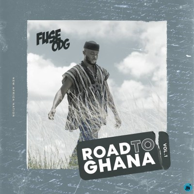 Listen UP: Fuse ODG Releases Road to Ghana Vol 1 feat Kwesi Arthur, Efya, M.anifest and more