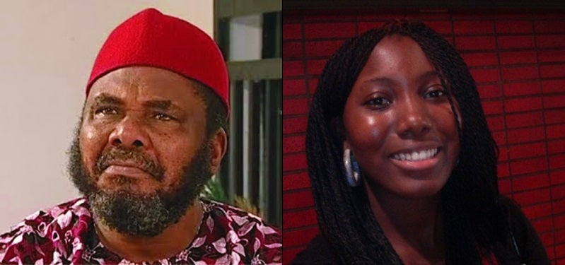 Pete Edochie replies lady who called him a 'bad actor'