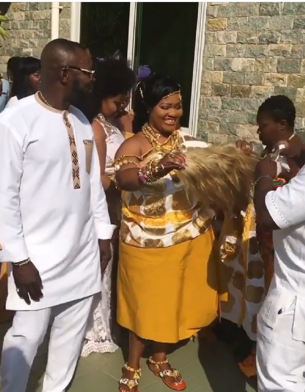 WATCH: Obaapa Christy remarries