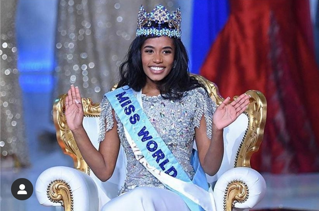 Jamaica's Toni-Ann Singh crowned Miss World 2019