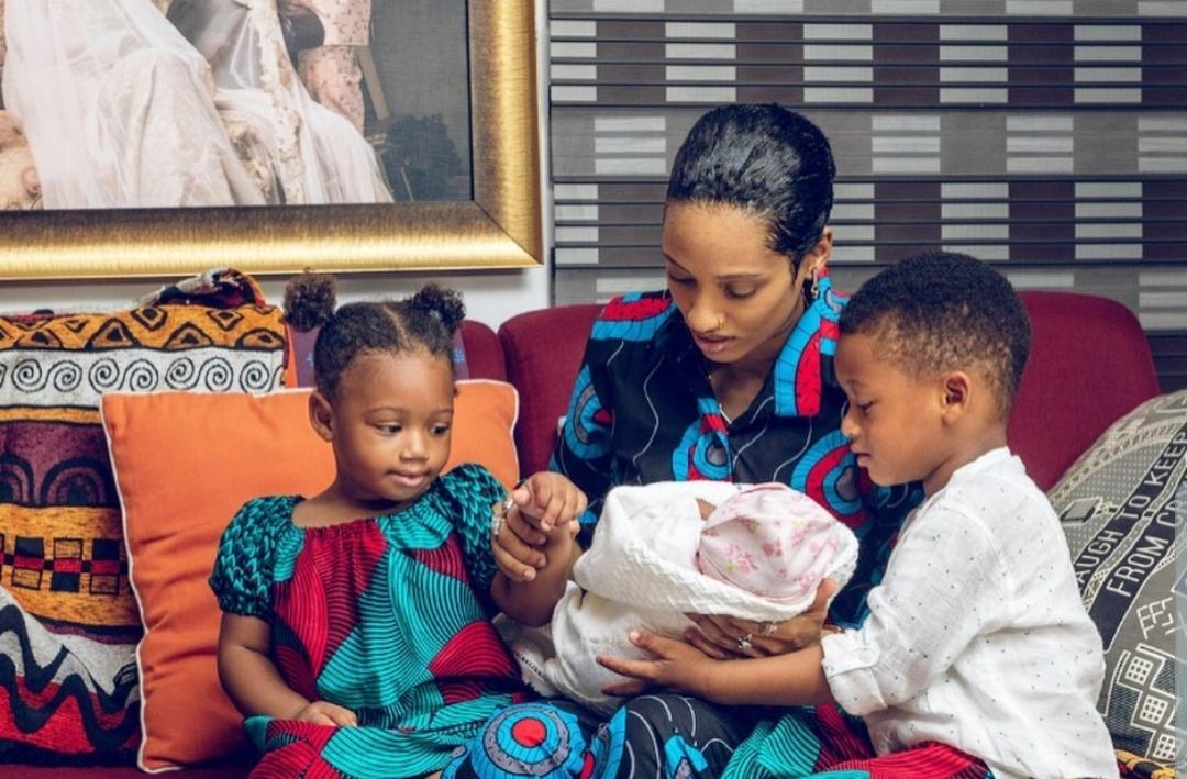 Mavin record singer, Aphrodija welcomes her 3rd child