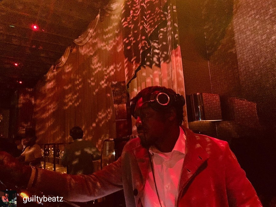 Watch: Guiltybeatz takes afrobeats to the Sony Music 2020 Brits Awards Afterparty