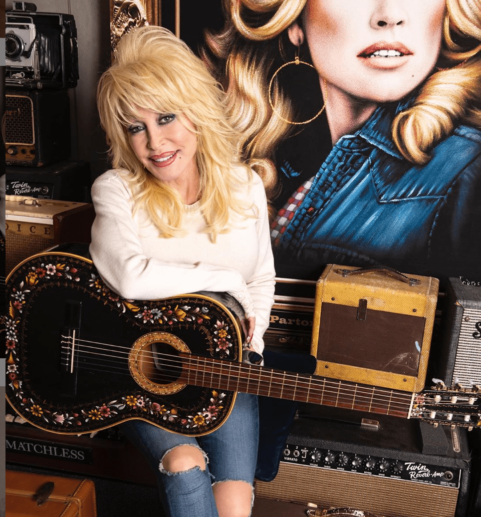 Dolly Parton donates $1 million toward coronavirus research