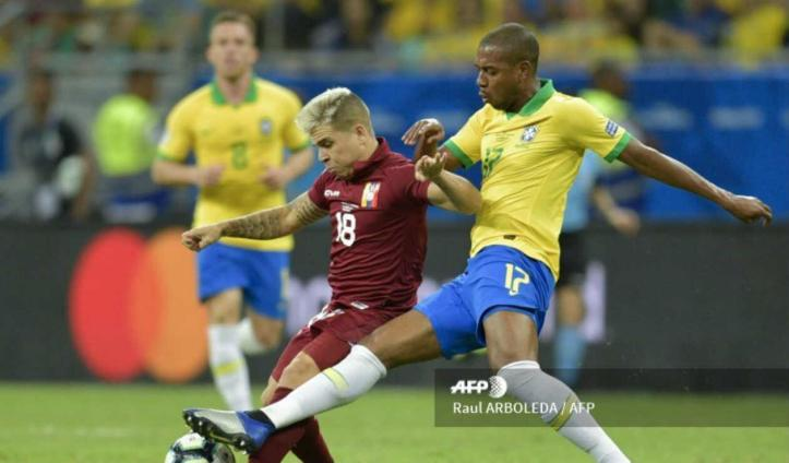 Brasil Vs Venezuela - Copa América