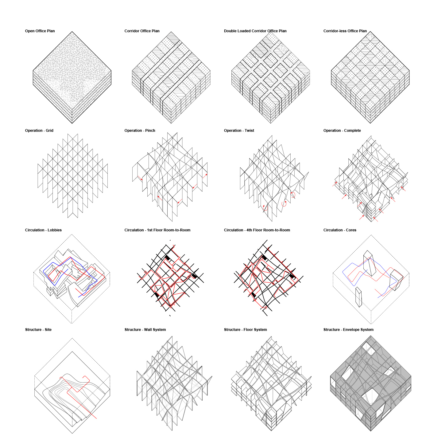 Glitched Matrx By Jason Mould
