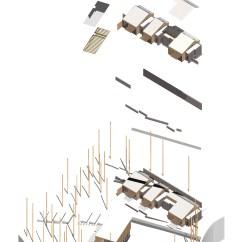 Exploded Axon Diagram Rj12 6p4c Wiring Architecture Axonometric