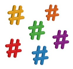 How to #Hashtag Records in Salesforce