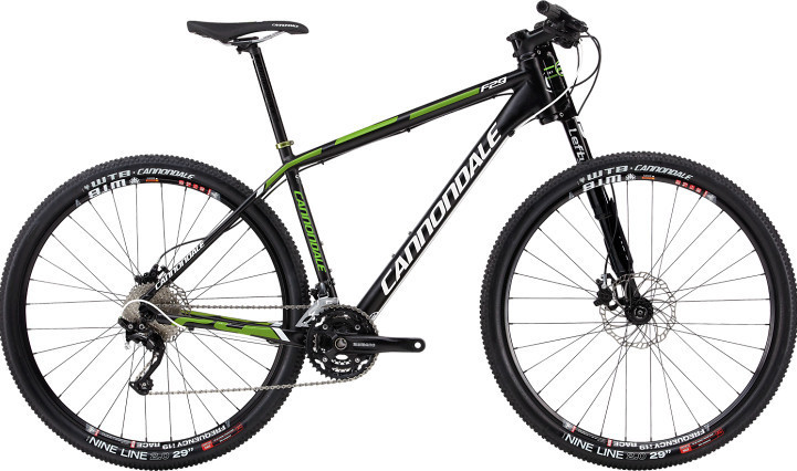 2013 Cannondale F29 2