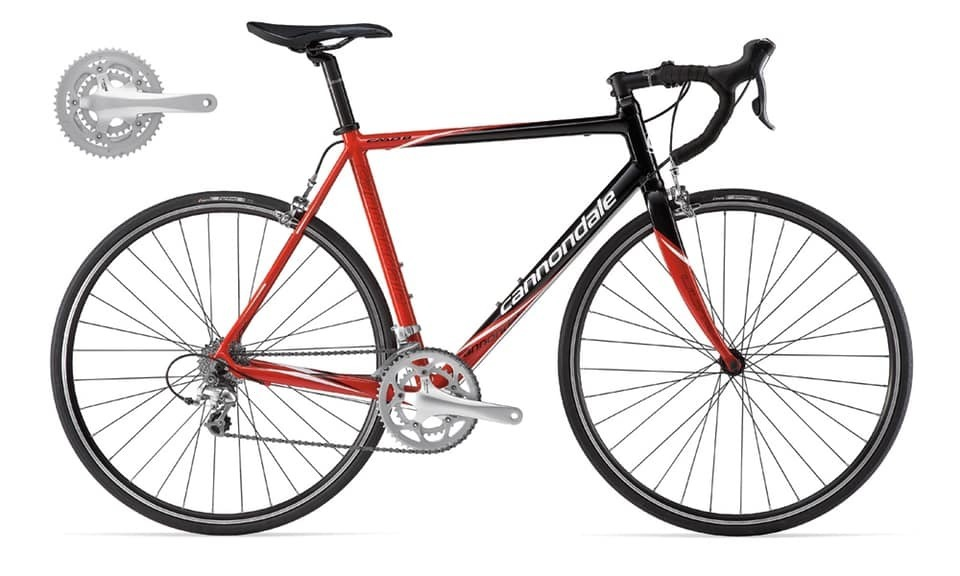 Stolen 2010 Cannondale Caad8 S 6