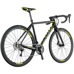 2016 Scott Sports Bike Speedster CX 10 disc M54 Neon Yellow