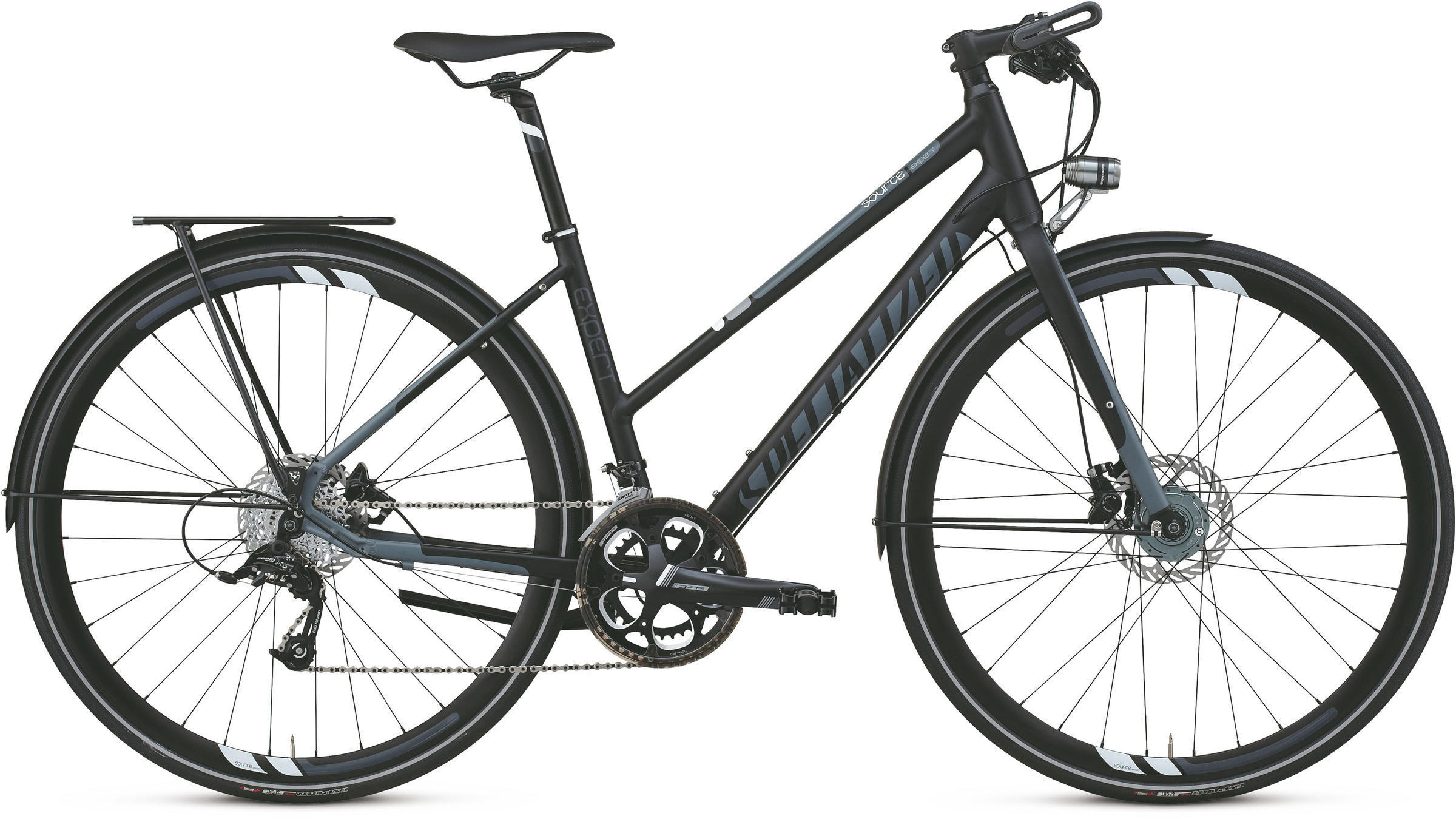 2013 Specialized Source Expert Disc Step-Through